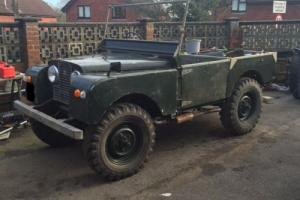 land rover series 1 80 Photo