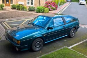 1991 VW Scirocco Scala 1.8i Photo