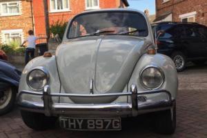 Classic vw Beetle 1969 1641cc