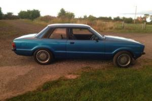 FORD CORTINA 1977 RARE 2 DOOR MK4 WITH 24 VALVE V6 COSWORTH ENGINE