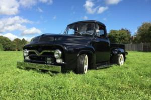 Ford f100 custom cab 1955 Photo