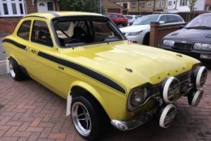 1973 FORD ESCORT MK1 MEXICO BARN FIND IN GRAET CONDITION HPI CLEAR Photo