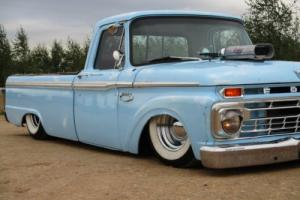 1965 ford f100 pick up truck Photo