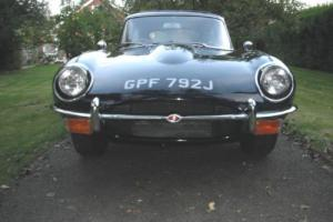 JAGUAR E TYPE...4.2 CLASSIC..BRITISH. SPORTS CAR..1970
