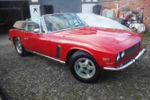1974 MODEL YEAR JENSEN INTERCEPTOR CONVERTIBLE 440 AUTO, LHD