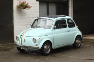 Fiat 500L1970