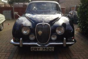 jaguar mk 2 1965 s type Photo