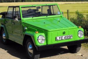 VW Trekker Type 182 (Very Rare RHD Model)