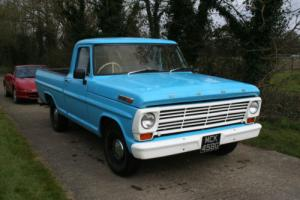 1969 FORD  F100 RHD Photo