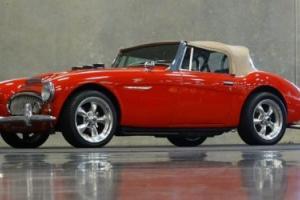 1962 Austin Healey 3000 Sebring Roadster