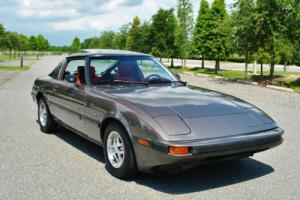 1985 Mazda RX-7 GSL 60K Actual Miles 5-Speed! Loaded! A/c