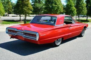 1966 Ford Thunderbird Hardtop Super Clean! $5K spent on paint 390 ps pb Photo