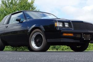 1986 Buick Regal T-Type