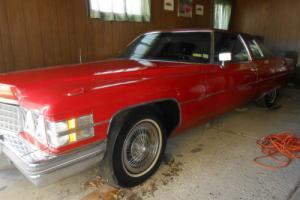 1974 Cadillac Calais Photo