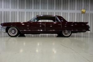 1962 Cadillac Fleetwood Photo