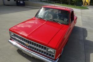 1982 Chevrolet C-10