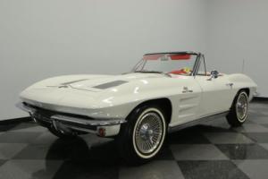 1963 Chevrolet Corvette Fuelie