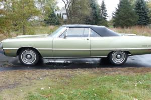 1969 Chrysler 300 Series 300 Convertible