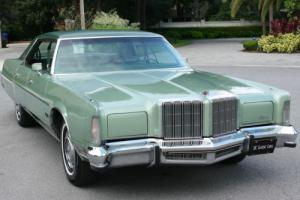 1978 Chrysler New Yorker BROUGHAM Photo
