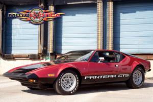 1974 De Tomaso Other Pantera GTS