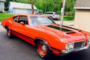 1970 Oldsmobile 442 W31 4 Speed Photo