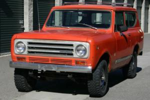 1972 International Harvester Scout Photo