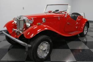 1952 MG TD Replica Photo