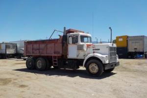 1981 Marmon 54F Dump Trucks Photo