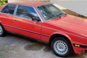 1984 Maserati Other Photo
