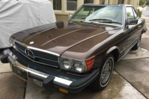 1980 Mercedes-Benz SL-Class