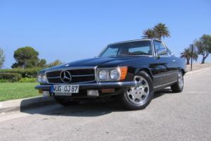 1985 Mercedes-Benz SL-Class 500SL