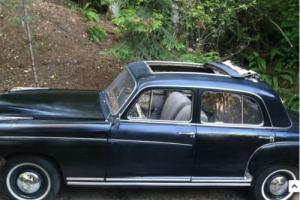 1958 Mercedes-Benz 200-Series Webesto Sunroof