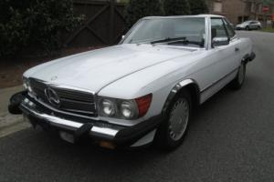 1989 Mercedes-Benz 560 SL SL