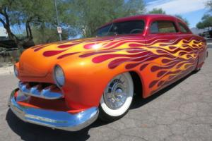 1951 Mercury Coupe Hot Rod Custom Photo