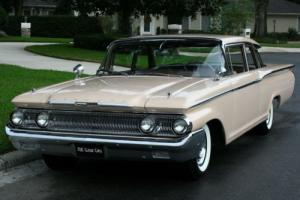 1960 Mercury Monterey COUPE - 15K Photo
