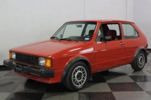 1984 Volkswagen GTI Photo