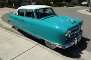 1954 Nash Rambler Custom