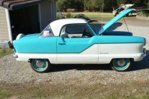 1956 Nash Metropolitan 562
