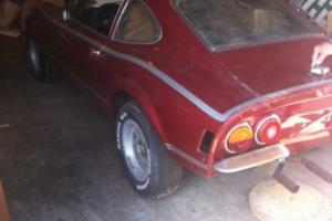 1973 Opel Photo