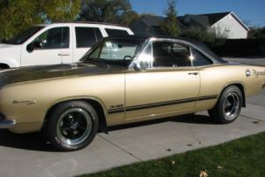 1967 Plymouth Barracuda Plymouth