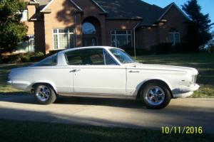 1965 Plymouth Barracuda Barracuda