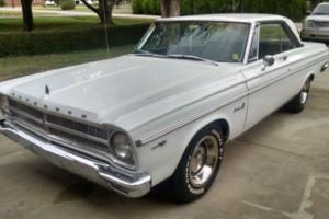 1965 Plymouth BELVEDERE II BELVEDERE II