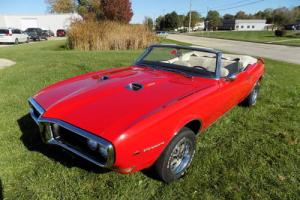 1968 Pontiac Firebird Pontiac Firebird 400
