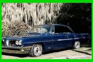1961 Pontiac Ventura, Bubbletop, Frame Off Restoration