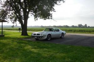 1975 Pontiac Trans Am Base Model TA