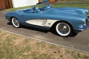 1961 Chevrolet Corvette None Photo