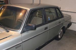 1987 Volvo 240 244