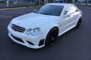 2008 Mercedes-Benz CLK-Class clk 63