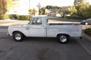 1965 Ford F-100 short bed