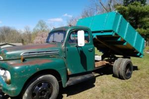 1951 Ford Other Pickups F4